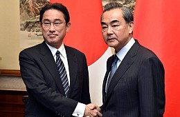 China Urges Japan Not to Intervene in South China Sea