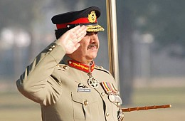 Pakistan's Ex-Army Chief to Head Saudi-Led Islamic Military Alliance