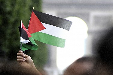 Why Palestine Supports China on the South China Sea