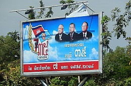Cambodia's 'Party for Moderate Progress Within the Boundaries of Law'