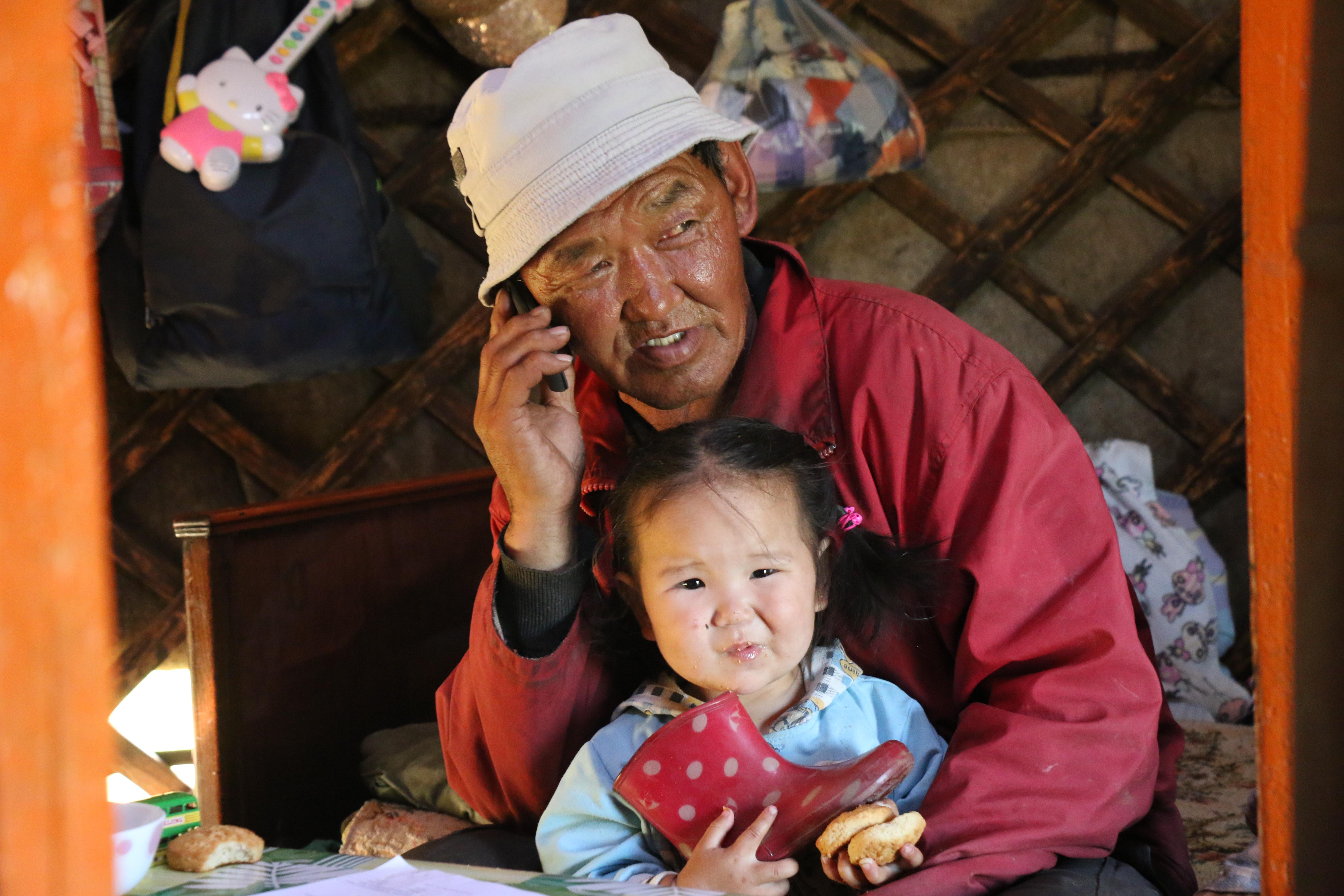 The Herding Life in Mongolia