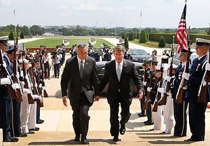 US Air Force Chief Makes First Singapore Visit