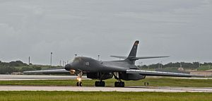 US Air Force Deploys Supersonic Strategic Bombers to Pacific