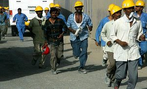 Bridging the Gulf: Securing India's Migrant Workers in the Middle East