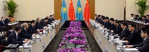Central Asia's Lukewarm Pivot to China