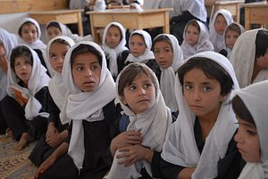 A Rare Success Story in Afghanistan: Education