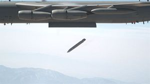 US Deploys 10 Long-Range Air-to-Ground Missiles to South Korea