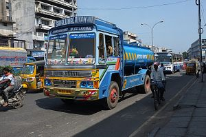 Awes-truck: Indian Trucks Ride to Fame
