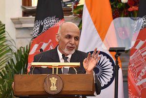 Afghanistan, Between India and Pakistan