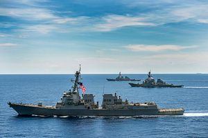 South China Sea: US Navy Conducts Freedom of Navigation Operation