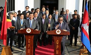 What Did Cambodia's Hun Sen Accomplish in His First Timor-Leste Visit?