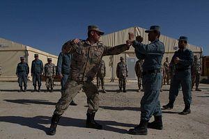US Sends 100 Troops to Lashkar Gah in Afghanistan's Embattled Helmand Province