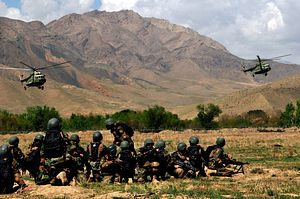 US To Send $60 Million Arms Package to Afghanistan