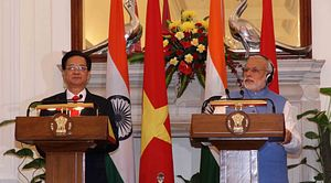 Why the Vietnam President's India Visit Matters for Security Ties