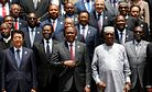 Japan Seeks More African Support With $30 Billion Pledge