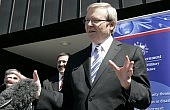 Kevin Rudd Loses UN Bid Early