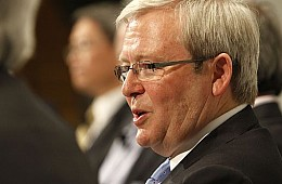 Why Did Turnbull Decide Against Endorsing Rudd for UN Secretary General?