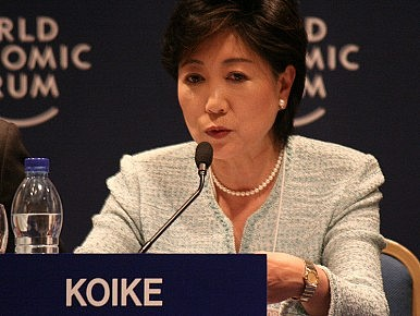 What Yuriko Koike's Governorship Triumph in Tokyo Means for Japan