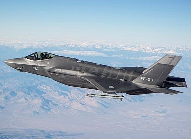 Why the F-35 Isn't Good Enough for Japan