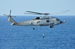 Australia Receives 24th and Final Sub-Killer Helicopter