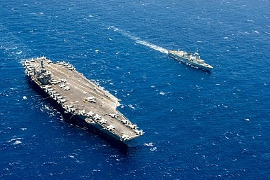 RIMPAC 2016: Bringing China Closer While Displaying Combat Prowess