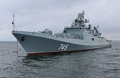 Russia to Begin Full-Scale Work on 2 Guided Missile Frigates for Indian Navy