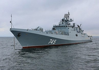 Russia to Receive 12 New Warships in 2016