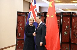 China and Australia: Claws Out for a Paper Cat