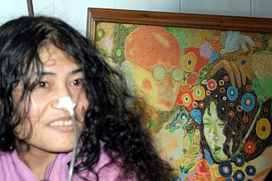 Indian Activist Irom Sharmila Ends 16-Year-Long Hunger Strike