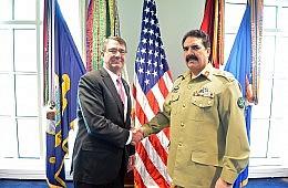 US May Suspend $300 Million Military Reimbursement for Pakistan