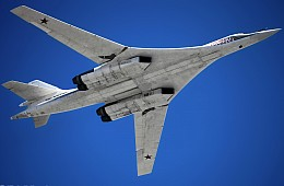 Russia's Upgraded Supersonic Strategic Bomber to Make Debut Flight in 2018