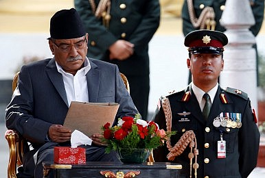 An Uphill Climb for Nepal's Prachanda