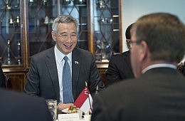 US-Singapore Relations and Obama's Rebalance to Asia