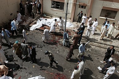 What Quetta Bombing Reveals About Islamic State and Pakistani Taliban