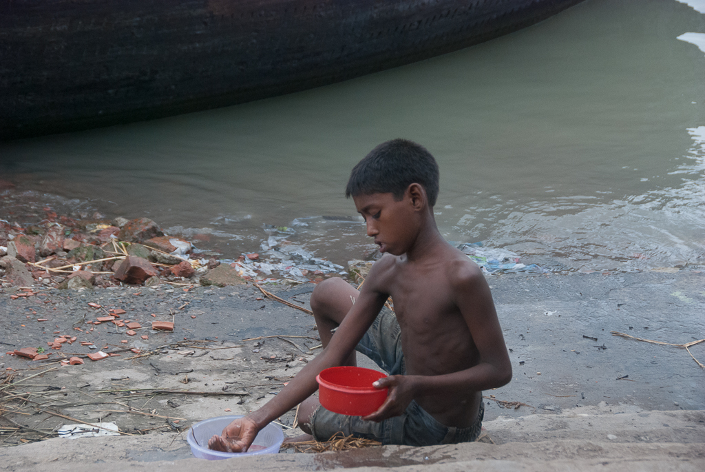 The Change Luck City: Dhaka's Climate Refugees