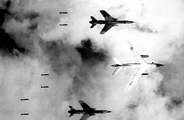 How US Aerial Bombing During the Vietnam War Backfired