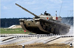 China Now Has the World's Largest Active Service Tank Force