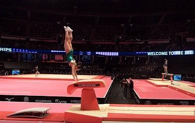 Uzbekistan's Amazing Record-Setting Gymnast Takes on Rio