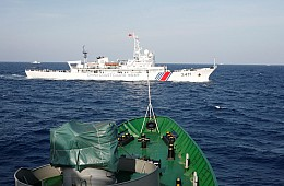 The South China Sea Ruling: 1 Month Later