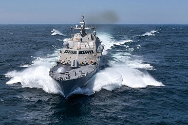 Latest Littoral Combat Ship Delivered to US Navy