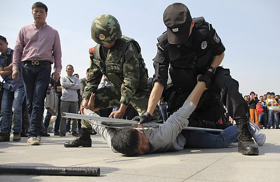 China's Nightmare: Xinjiang Jihadists Go Global