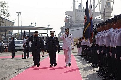 Philippines Commissions New Japan Coast Guard Vessel