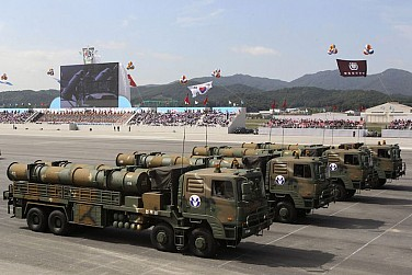 South Korea to Add More Missiles Capable of Hitting All of North Korea
