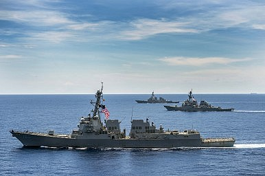 Are US FONOPs in the South China Sea Necessary?