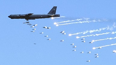 After 10 Years, US B-52H Resumes Operations in Afghanistan