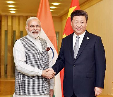 India and China: Asia's Uneasy Neighbors