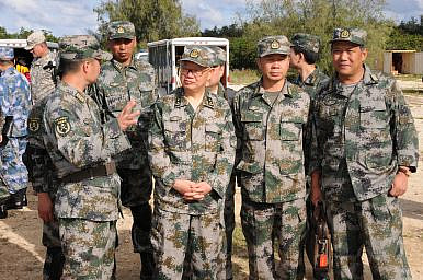 What Every Chinese Soldier Knows (Part 4): Rescue!