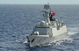 Chinese Navy Holds 'Confrontation Drill' in Sea of Japan