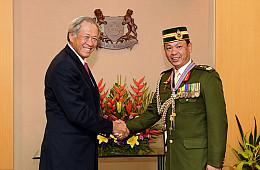Brunei, Singapore Hold Maritime Exercise