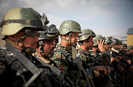 2016 Fighting Season Highlights Vulnerabilities for Afghan Forces